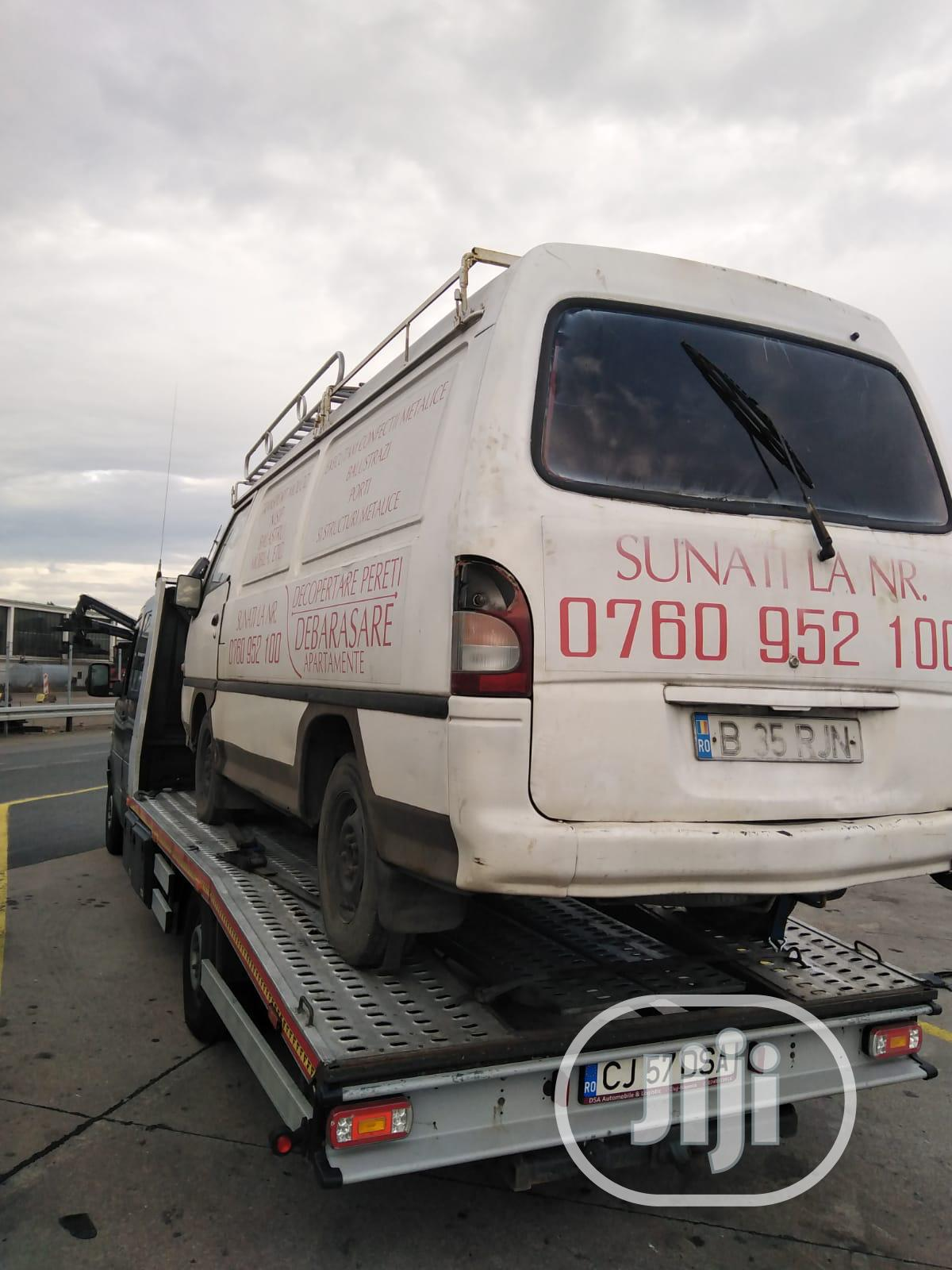 Hyundai H1 | Buses & Microbuses for sale in Ojo, Lagos State, Nigeria