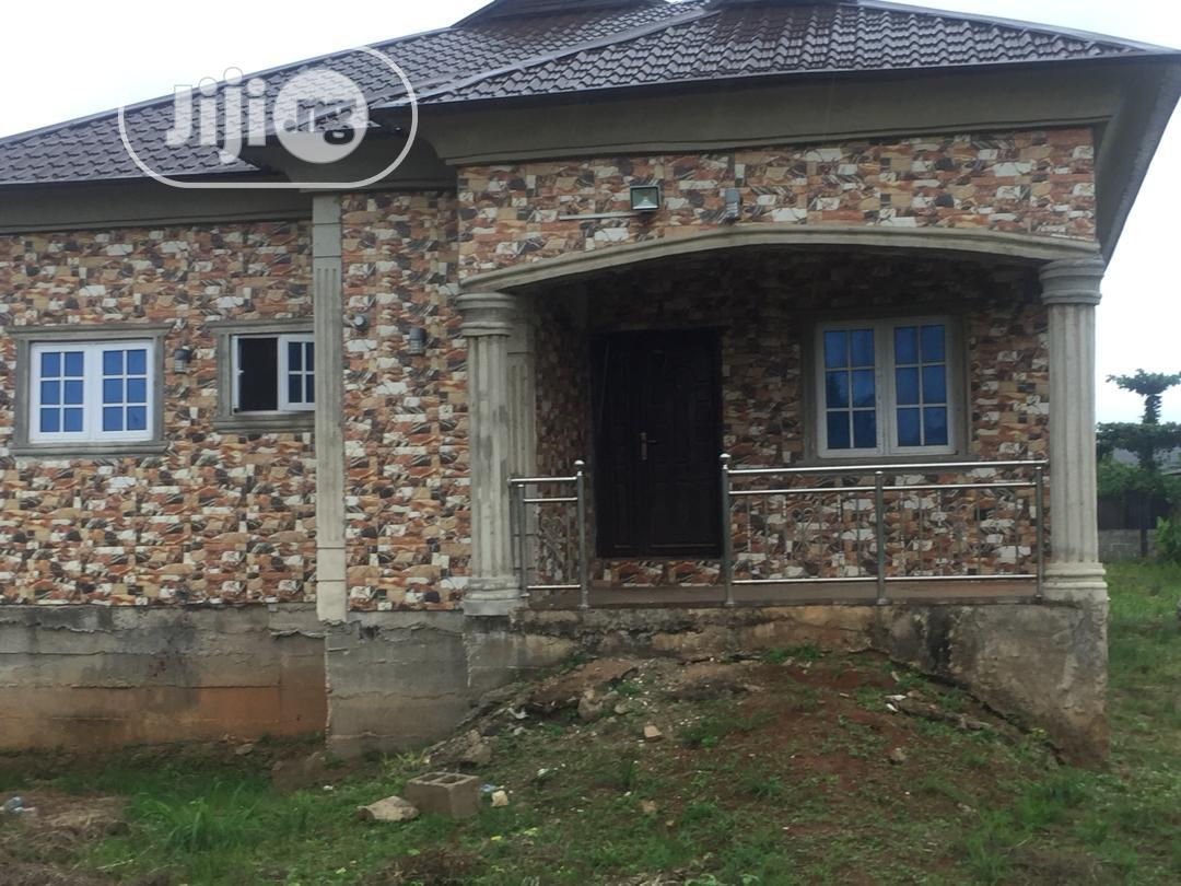 Archive: Newly Built 4bedroom On A Full Plot Of Land At Ladegboye