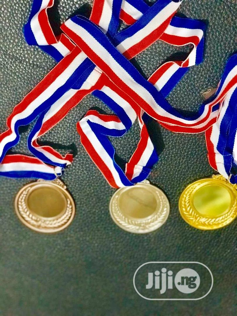 Quality Gold Medals