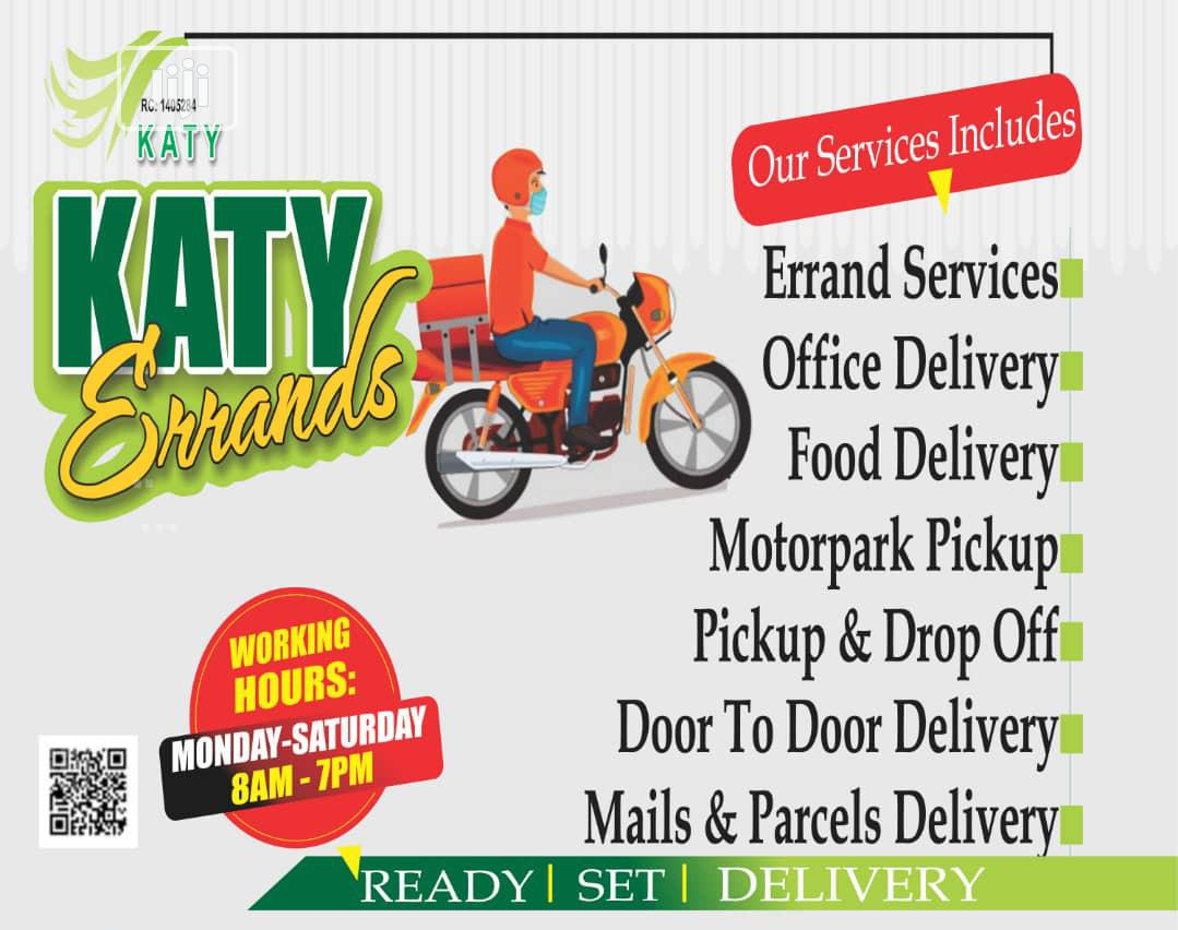 Pickup/Delivery Services