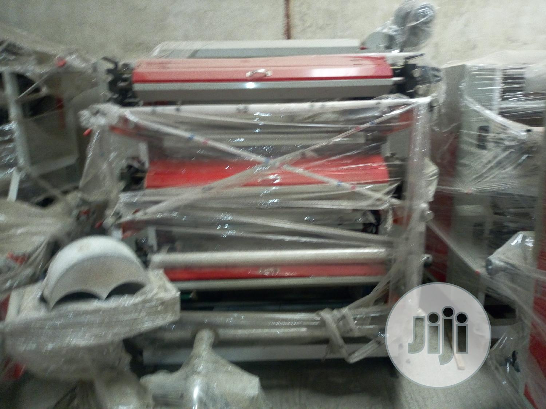 4 Color Nylon Printing Machine