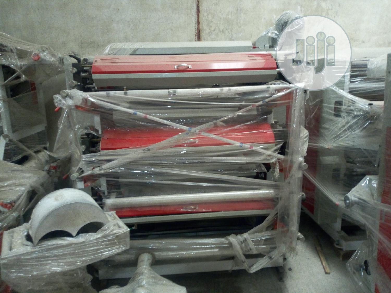4 Color Nylon Printing Machine | Printing Equipment for sale in Ojo, Lagos State, Nigeria