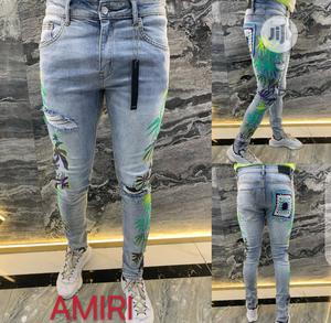 Authentic Amiri Jeans Trousers   Clothing for sale in Lagos State, Alimosho