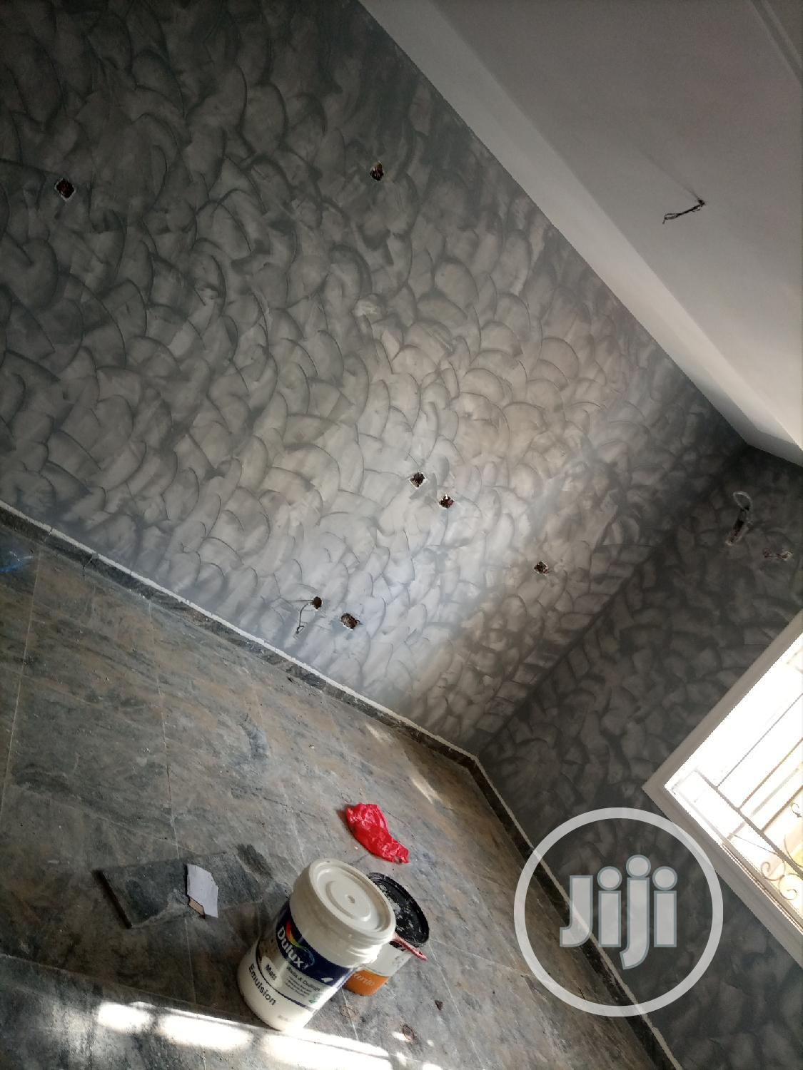 Stucco Painting | Building & Trades Services for sale in Lugbe District, Abuja (FCT) State, Nigeria