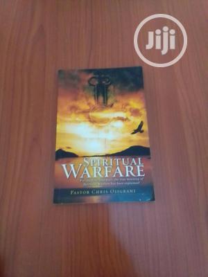Spiritual Warfare by Pastor Chris Ojigbani   Books & Games for sale in Abuja (FCT) State, Central Business Dis