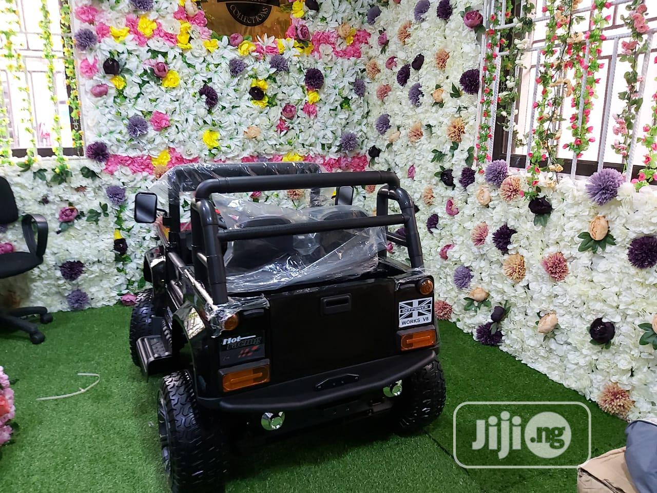 Archive: G-Guard Convertible Jeep