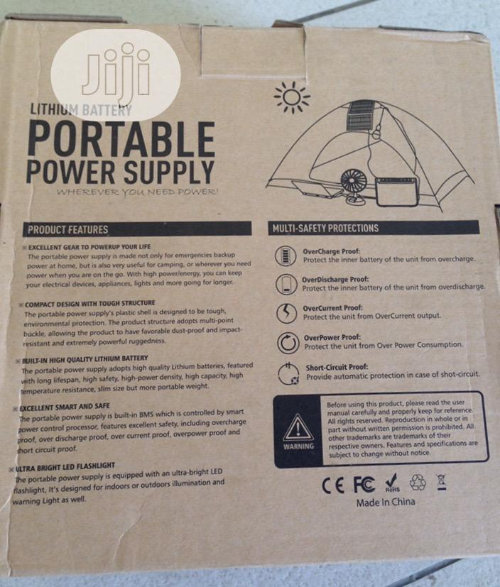 Portable Table Power Supply/Mini Inverter | Accessories & Supplies for Electronics for sale in Ajah, Lagos State, Nigeria