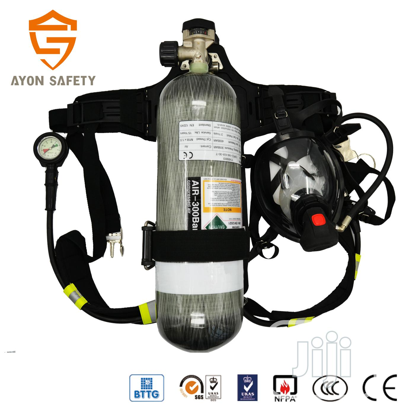 Scba Self-contained Breathing Apparatus (Free Air)Us