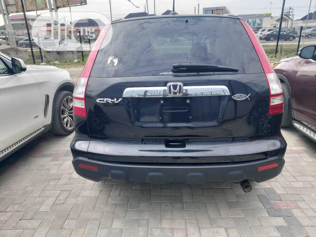 Honda Civic 2008 Black   Cars for sale in Lekki Phase 2, Lagos State, Nigeria
