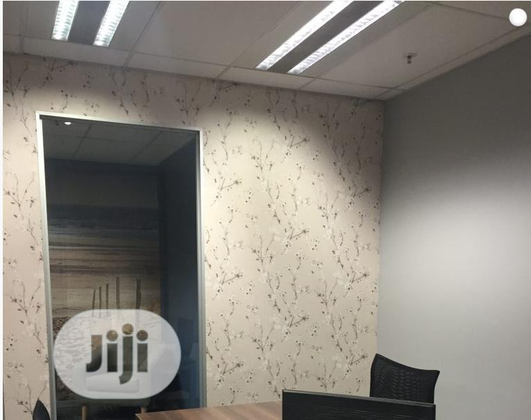 Contact Us For All Your Wallpaper And Wall Panel Needs   Building & Trades Services for sale in Lekki, Lagos State, Nigeria
