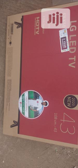 Original LG LED TV 43 Inches TV | TV & DVD Equipment for sale in Lagos State, Ikeja