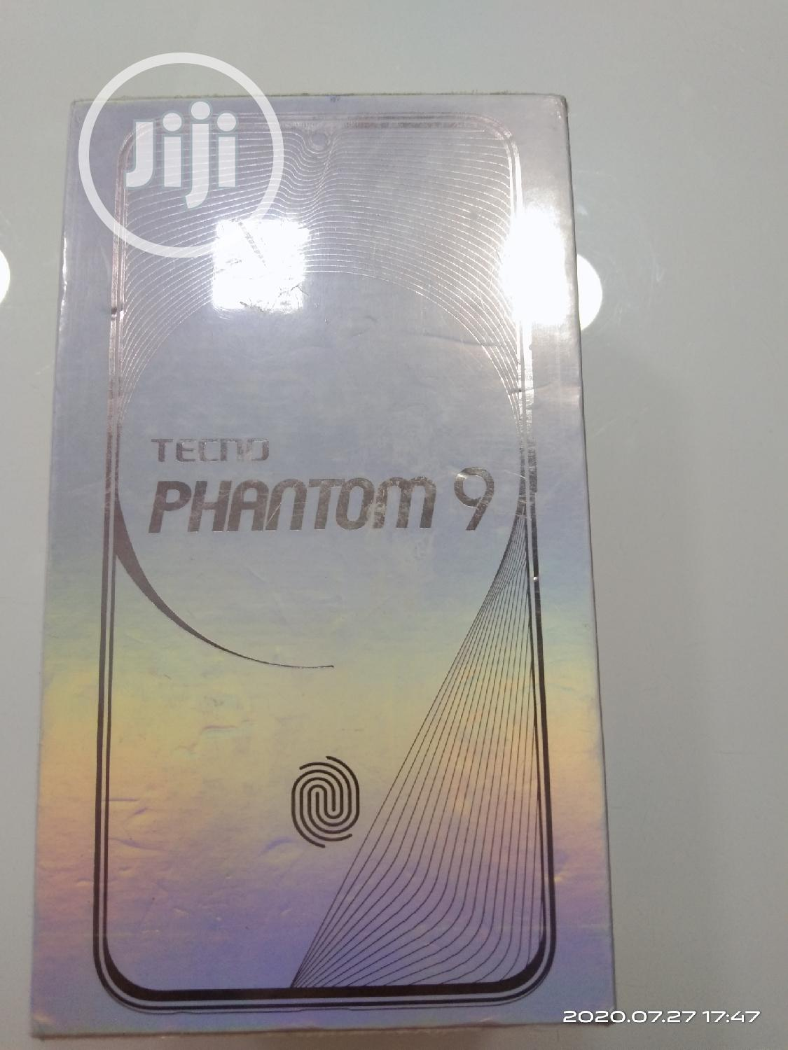 New Tecno Phantom 9 128 GB Gold