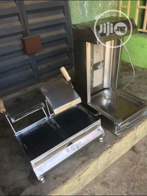 Shawarma Machine And Toaster Double | Restaurant & Catering Equipment for sale in Lagos State, Ojo