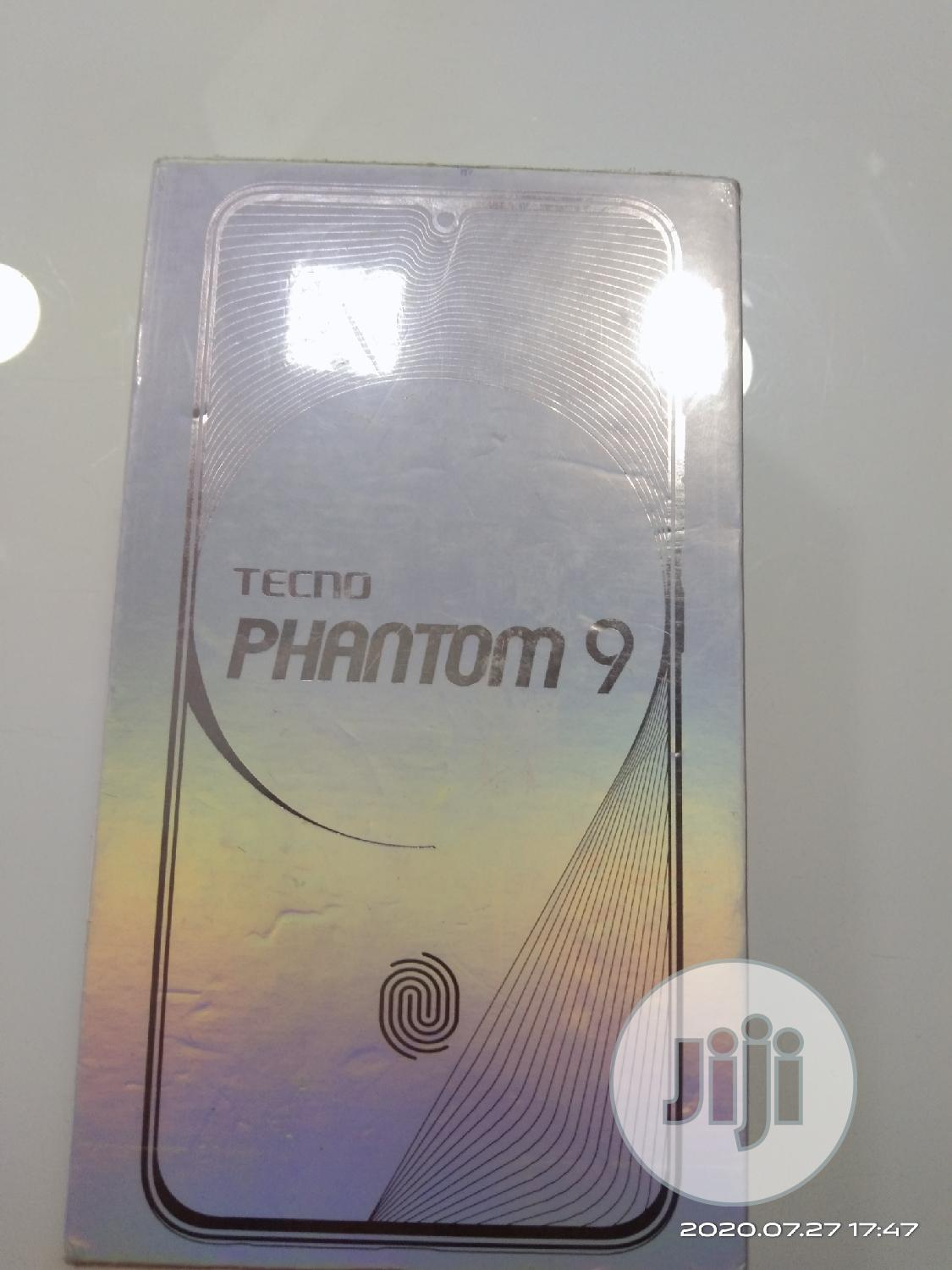 New Tecno Phantom 9 128 GB Gold | Mobile Phones for sale in Garki 2, Abuja (FCT) State, Nigeria