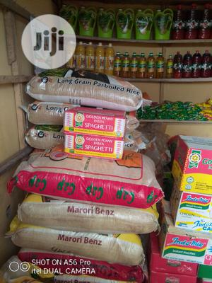 Bags Of First Grade Nigeria Rice And Original Foreign Rice | Meals & Drinks for sale in Edo State, Benin City