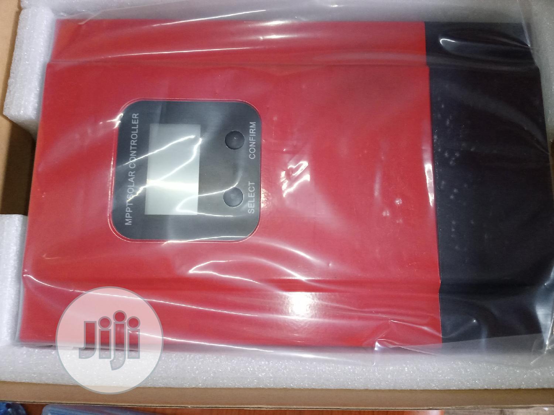 Complete 60A Mppt Charge Controller.12v,24v,36v,48v