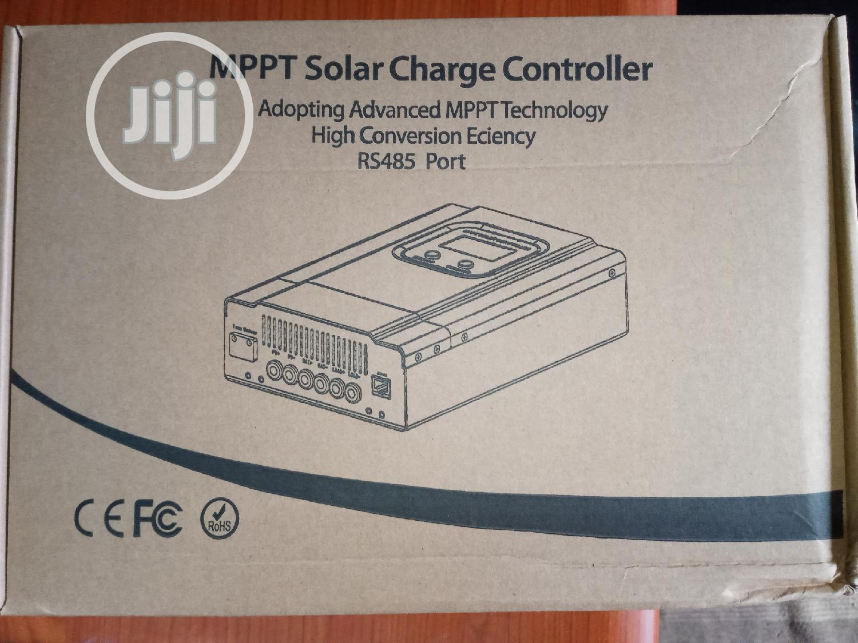 Complete 60A Mppt Charge Controller.12v,24v,36v,48v | Solar Energy for sale in Ojo, Lagos State, Nigeria