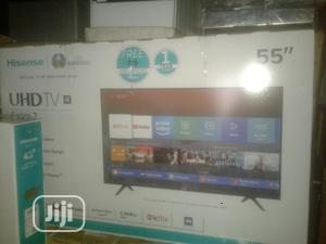 55 Inches Hisense Television   TV & DVD Equipment for sale in Rivers State, Port-Harcourt