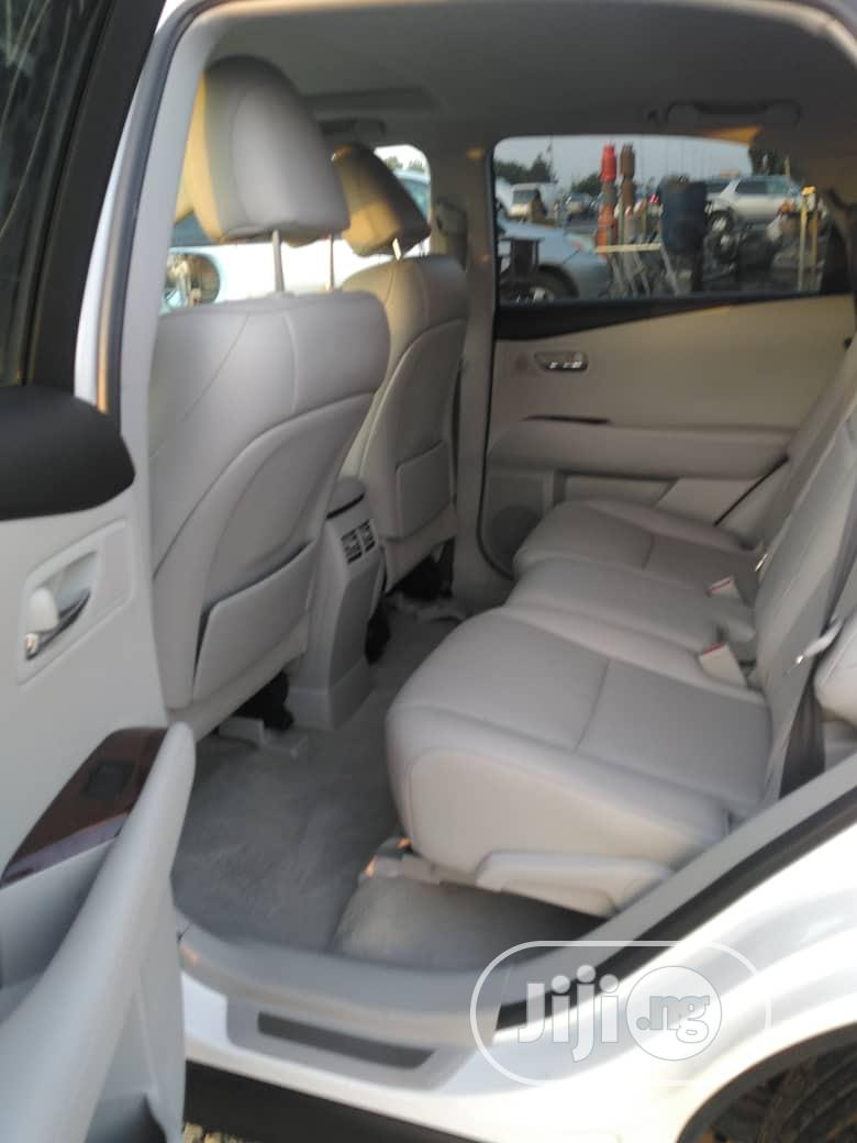 Lexus RX 2010 350 White   Cars for sale in Ajah, Lagos State, Nigeria