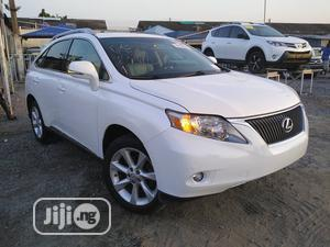 Lexus RX 2010 350 White   Cars for sale in Lagos State, Ajah