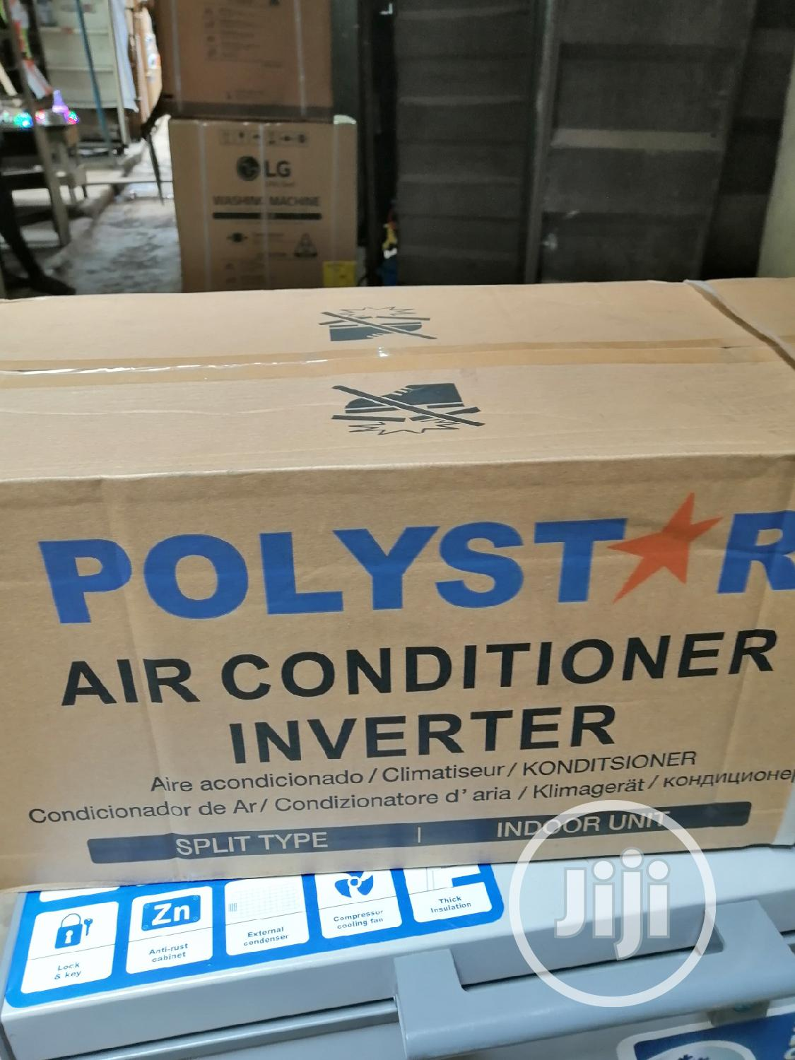 Polystar Plit Unite 2hp Inverter Air Conditioner | Home Appliances for sale in Awka, Anambra State, Nigeria