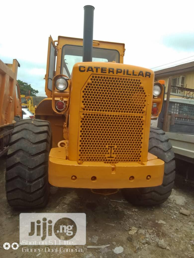 Archive: CAT Caterpillar 966C Wheel/Payloader.