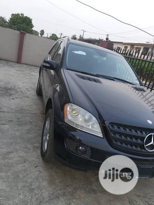 Mercedes-Benz M Class 2007 Black | Cars for sale in Lagos State, Ikeja