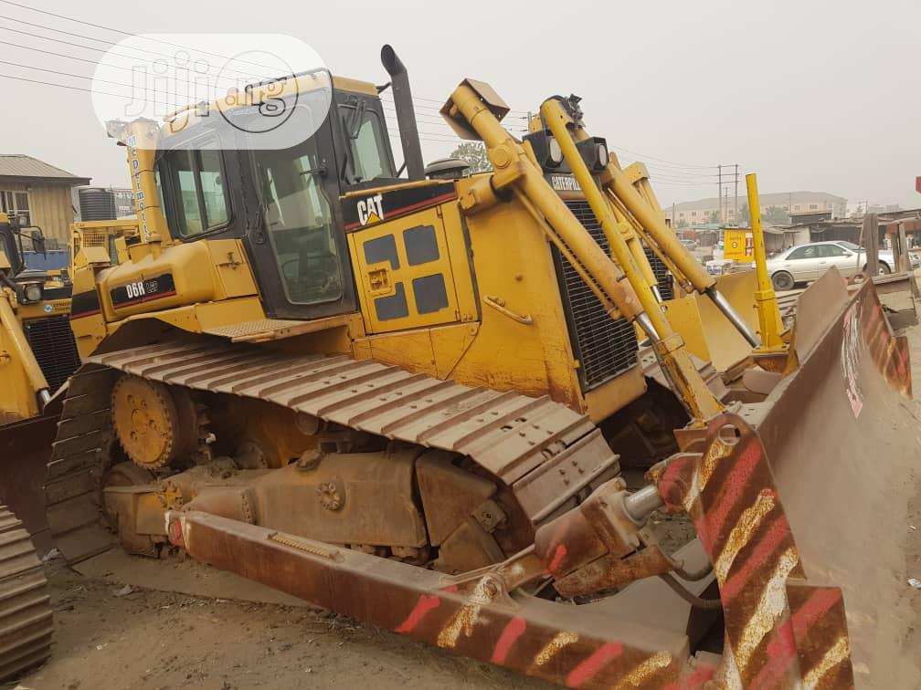 Caterpillar Bulldozer 2006 Cat D6R LGP Series II Dozer & Co