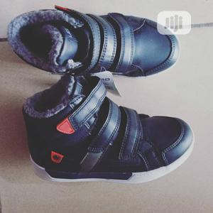 Blue High Top Sneakers   Children's Shoes for sale in Lagos State, Lagos Island (Eko)