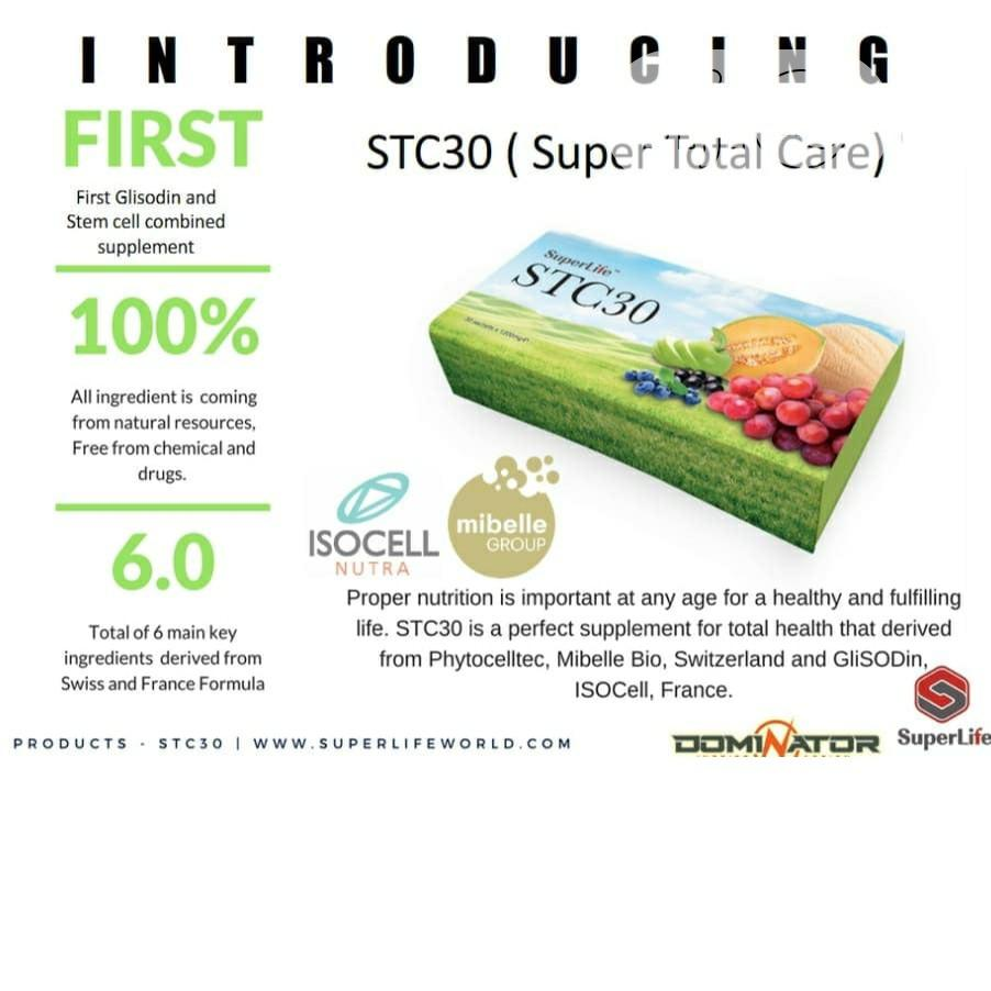 The Super Life STC30 (Superlife Total Care | Vitamins & Supplements for sale in Ikeja, Lagos State, Nigeria