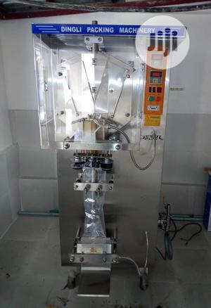 Sachet Water Complete Setup Sachet Water Machine   Manufacturing Equipment for sale in Lagos State, Ojo