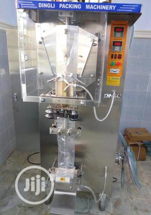 Sachet Water Production Sachet Water Machine   Manufacturing Equipment for sale in Lagos State, Ojo