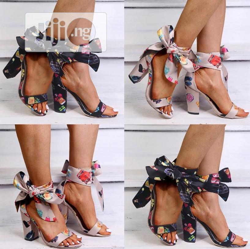 Ladies Quality Heels