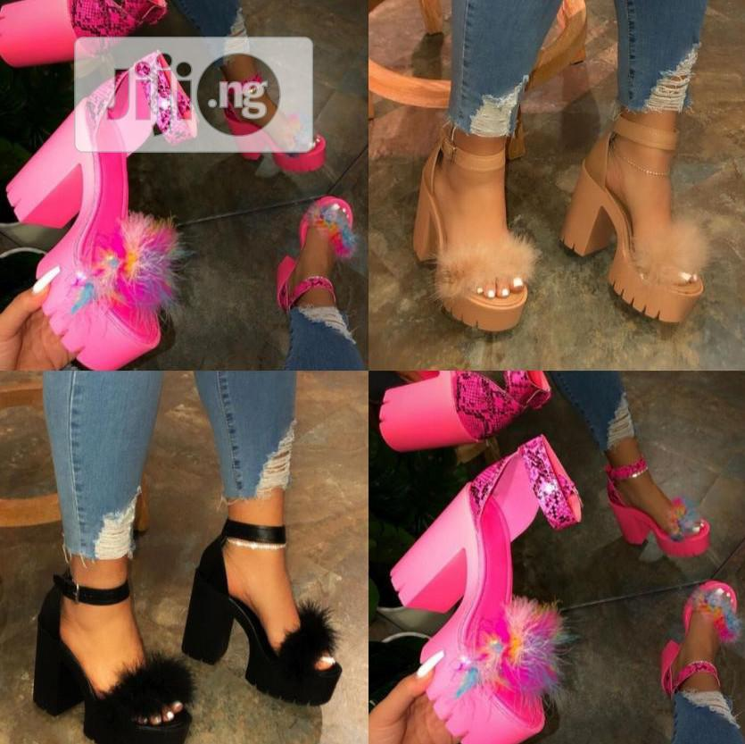 Ladies Quality Heels   Shoes for sale in Abeokuta South, Ogun State, Nigeria