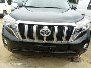 Toyota Land Cruiser Prado 2015 GX Black | Cars for sale in Lagos State, Apapa
