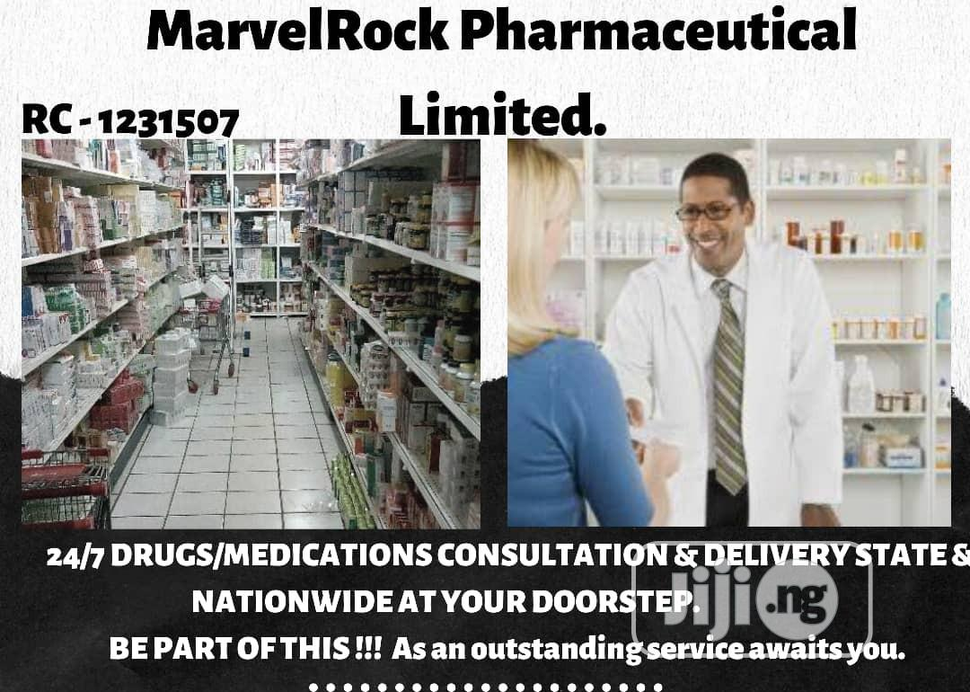 An Experience Health Worker Needed In A Pharmacy
