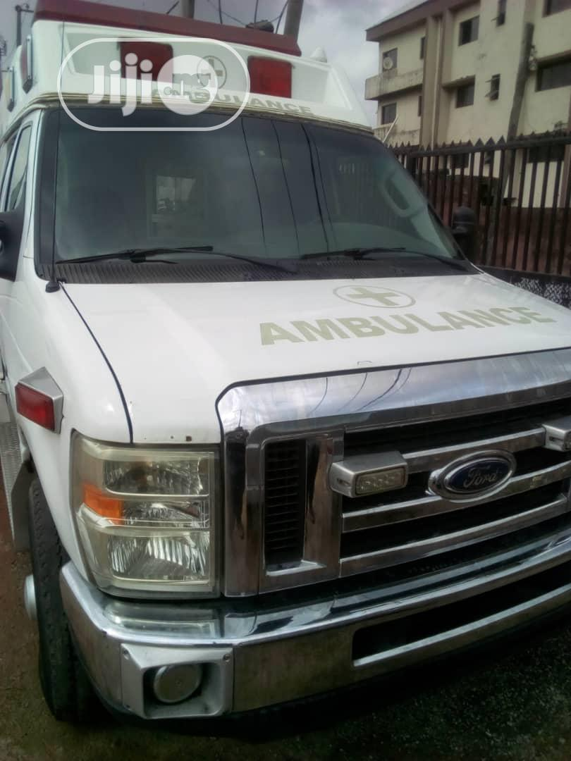 Archive: Ford Ambulance 2008 For Sales