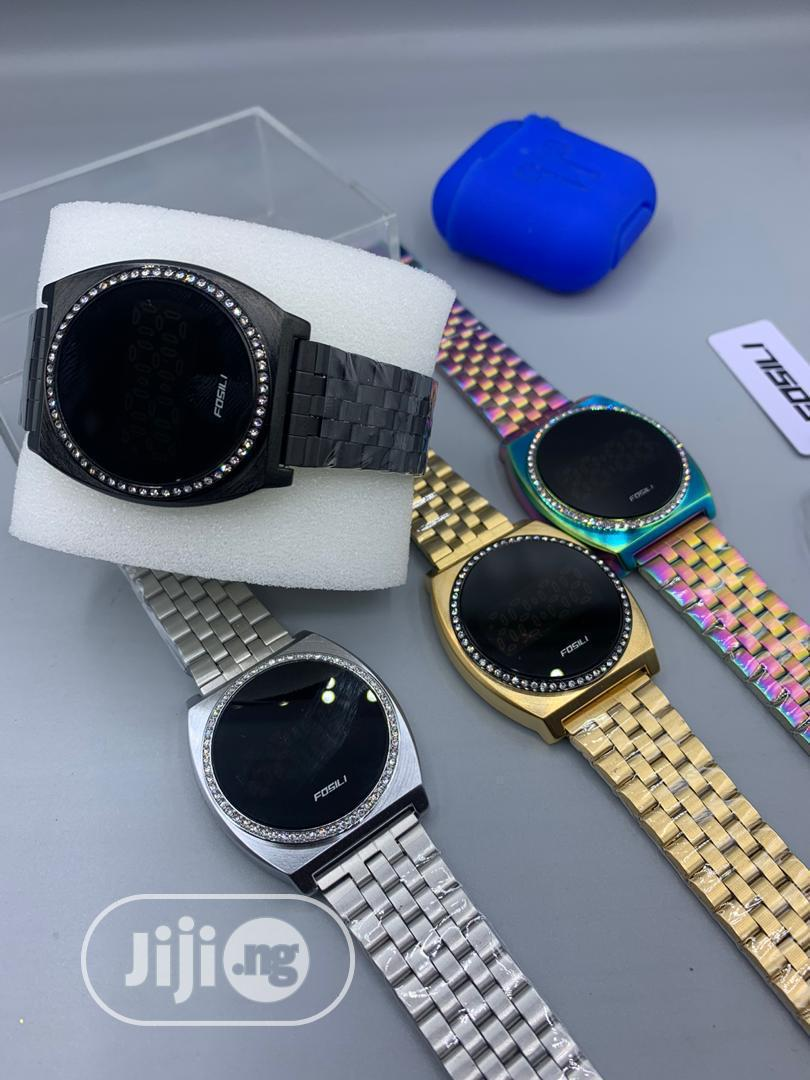 Unisex Touch Screen Watch   Watches for sale in Ibadan, Oyo State, Nigeria