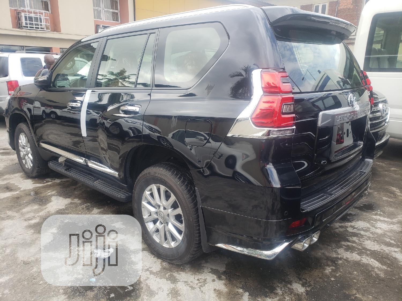 New Toyota Land Cruiser Prado 2019 Black | Cars for sale in Surulere, Lagos State, Nigeria