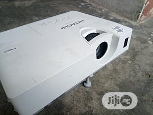 Super Bright Hitachi Projector With HDMI | TV & DVD Equipment for sale in Lagos State, Egbe Idimu