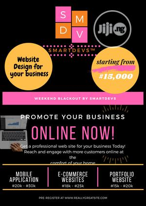 Website Development and Design. | Computer & IT Services for sale in Anambra State, Awka