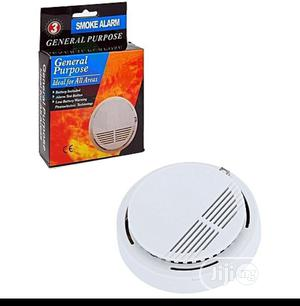 Generic Smoke Alarm Detector | Safetywear & Equipment for sale in Lagos State, Ikeja
