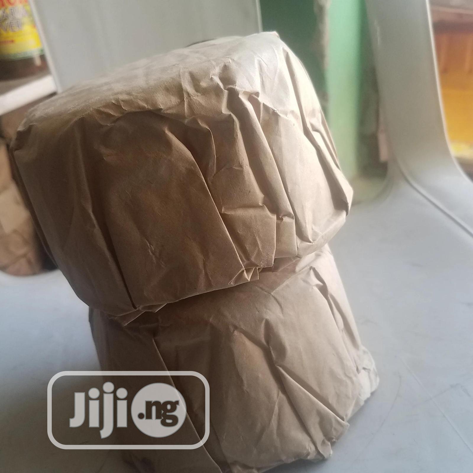 Organics Raw Ghana Black Soap - 500g (2 Packs)