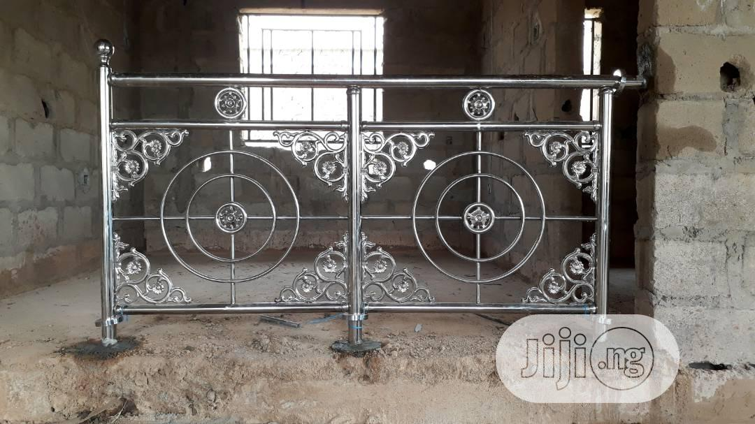Stainless Hand Railings