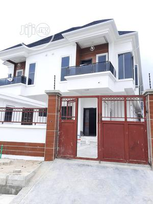 Detailed Luxury 4bedroom Luxury Semi Detached Duplex With BQ | Houses & Apartments For Sale for sale in Lagos State, Lekki