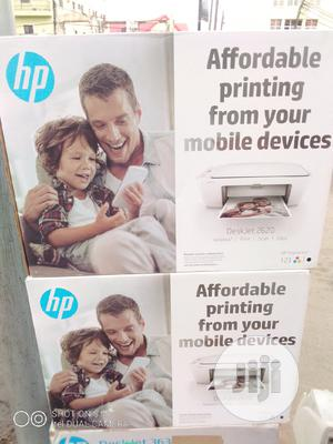 Hp Deskjet Printer Scan Copy Printe   Printers & Scanners for sale in Lagos State, Victoria Island