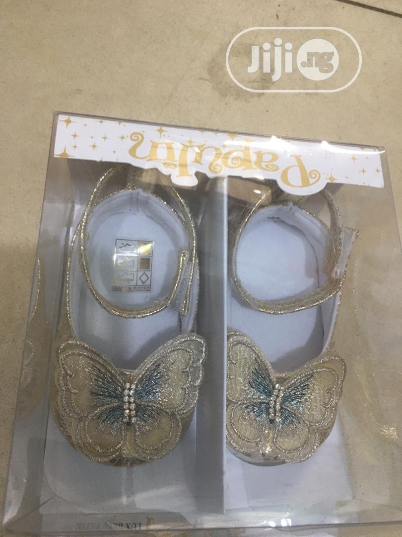 Infant Foot Wear