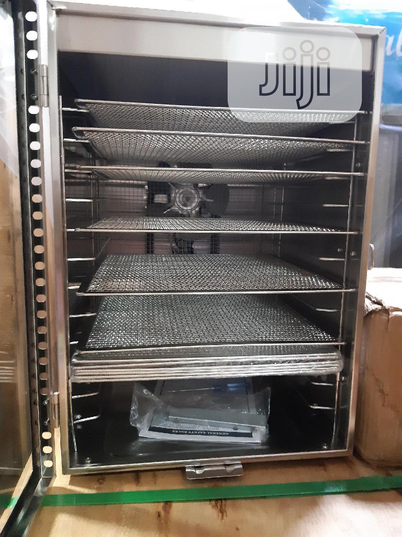 Archive: 12 Trays Dehydrator(Dryer) Machine