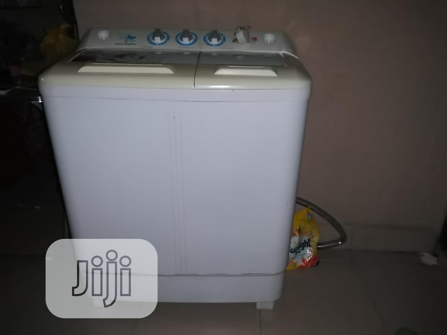 Scanfrost Washing Machine | Home Appliances for sale in Oshimili South, Delta State, Nigeria
