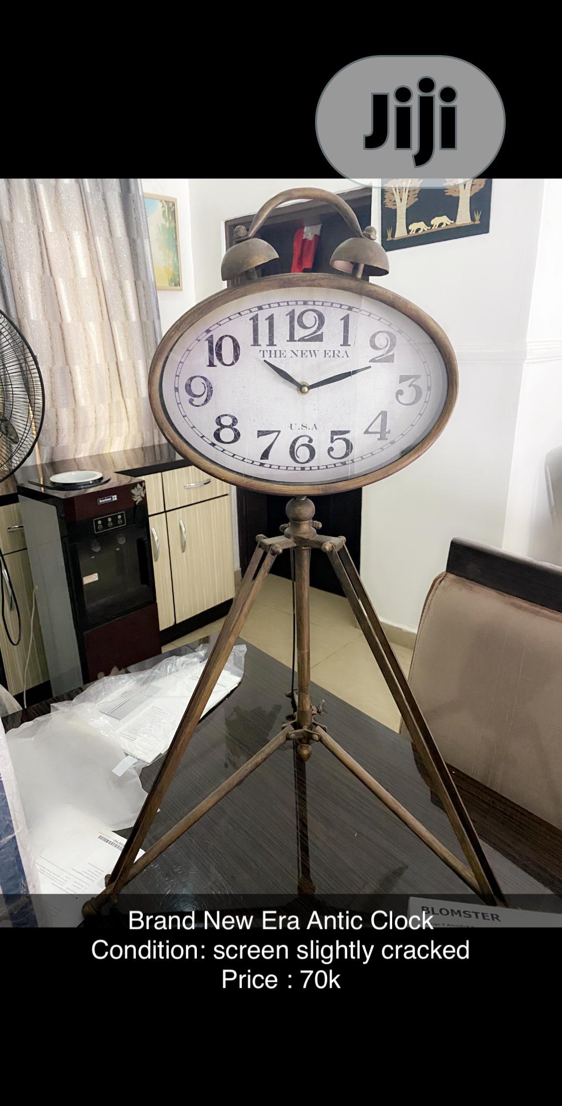Archive: New Era Antique Clock
